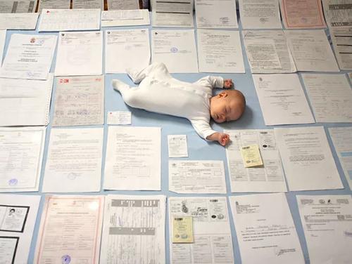 Прописать детей в квартиру собственника какие документы