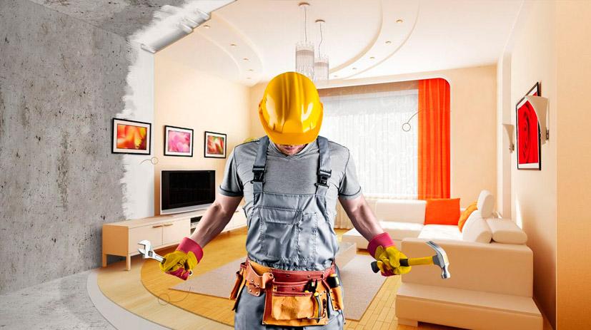 просто креативная реклама ремонта квартир фото штате нашей школы